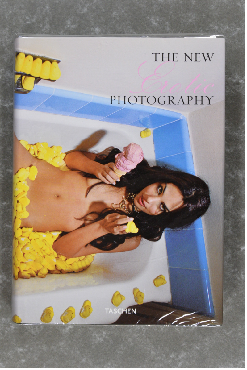 Hanson , Dian and Kroll , Eric - The new erotic photography    New in plastic!!