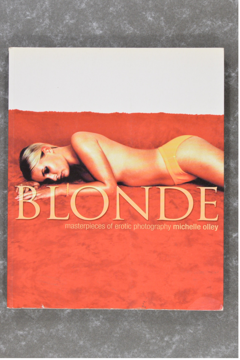 Olley , Michelle - BLOND masterpieces of erotic photography