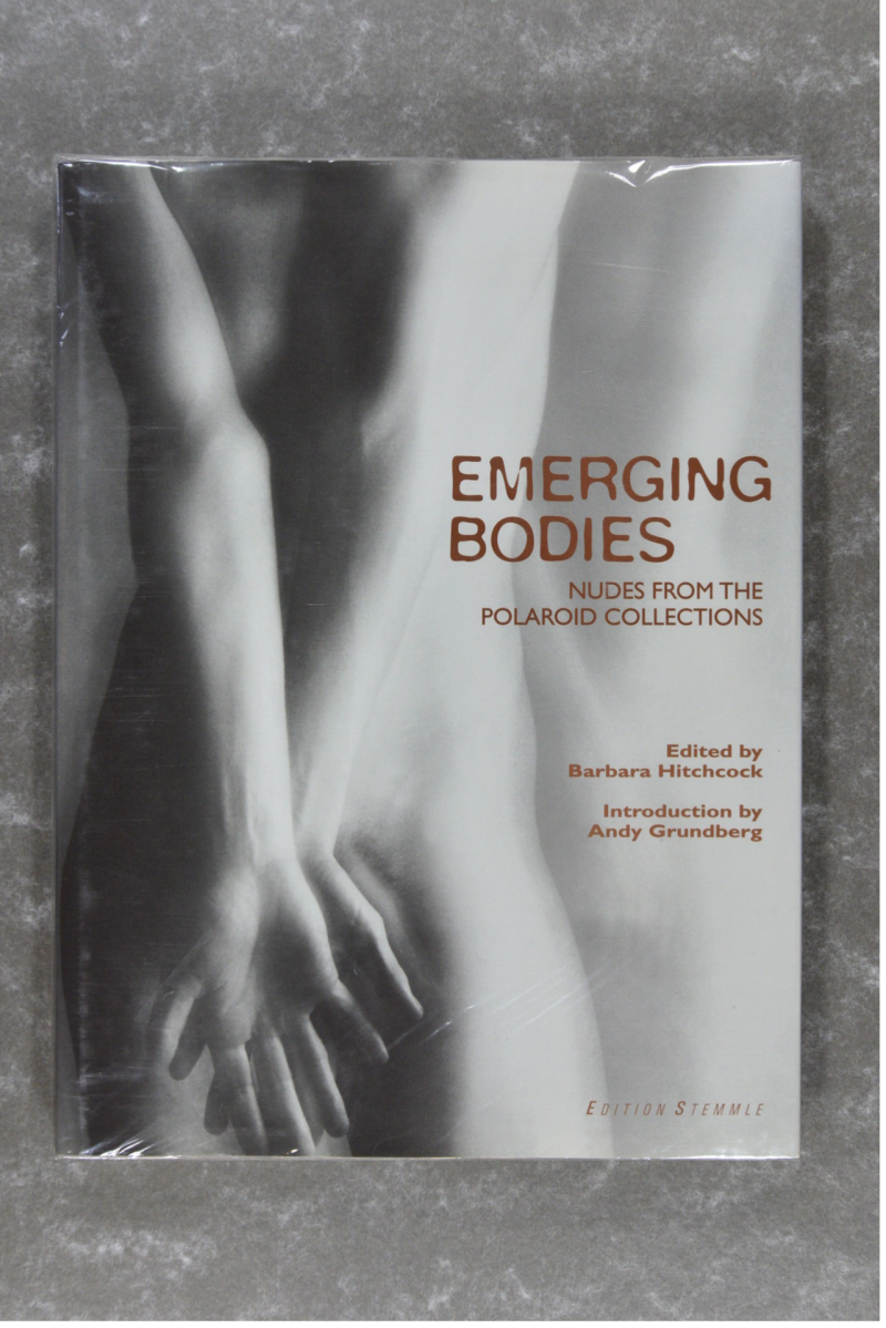 Emerging Bodies Nudes From The Polaroid Collections     New in plastic!!