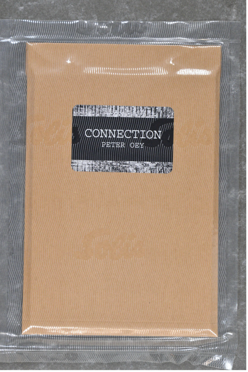 Oey , Peter - CONNECTION  Signed  New in plastic!!!