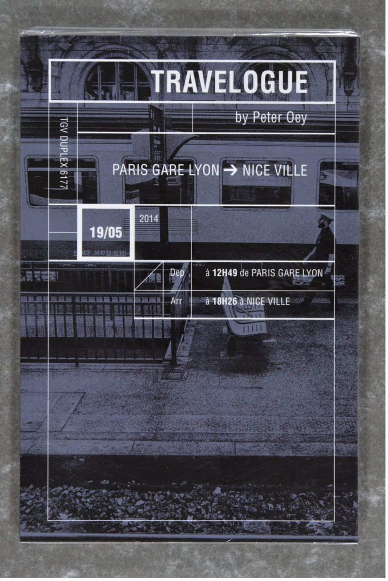 Oey , Peter - TRAVELOGUE    New in plastic!!