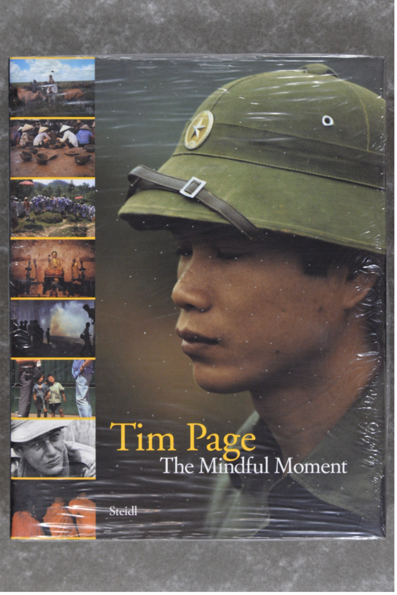Page , Tim - The Mindful Moment   New in plastic!!!