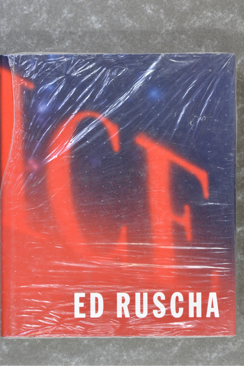 Ruscha, Ed  - BIRDS, FISH AND OFSPRINGS     new in plastic!