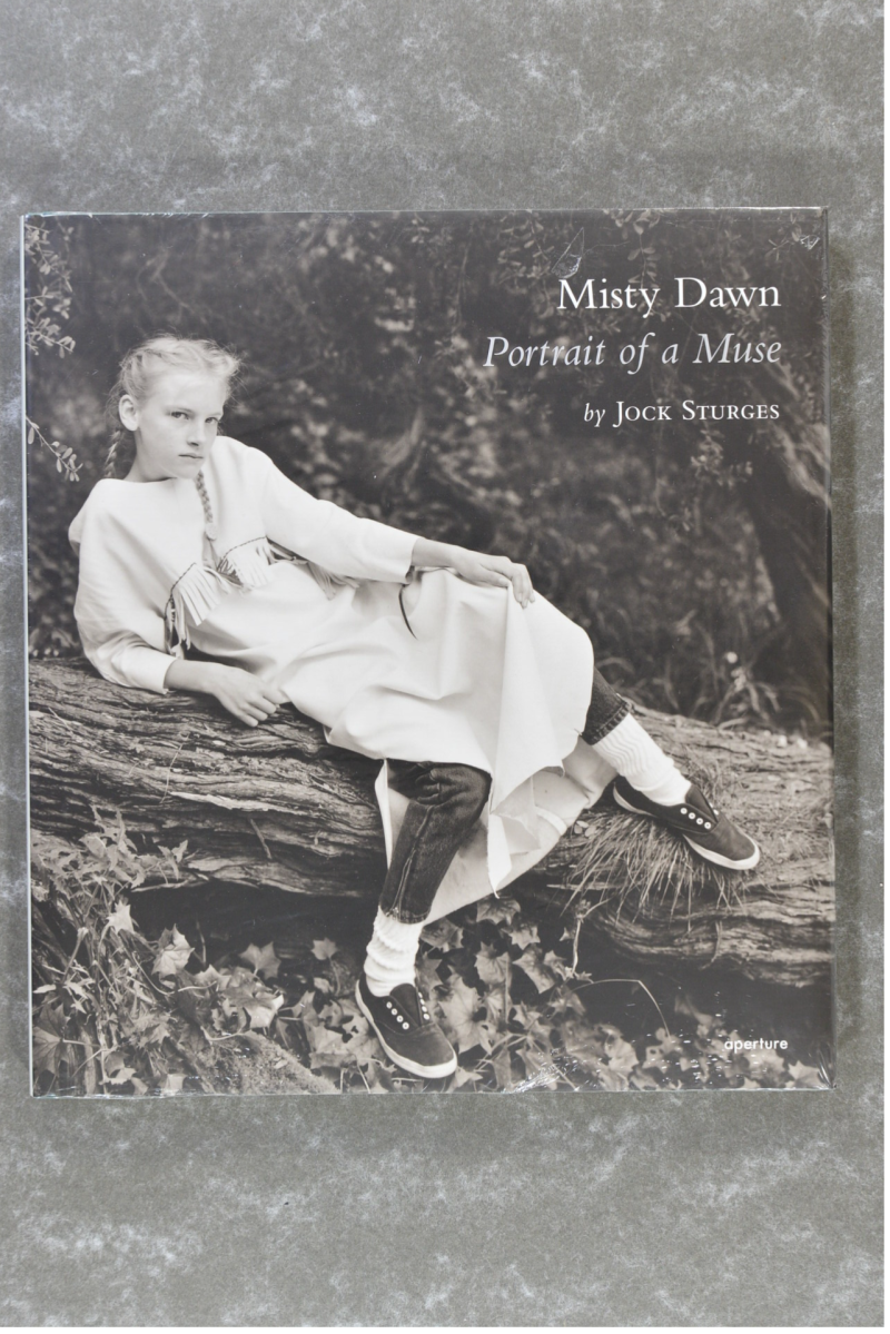 Sturges, Jock  -  Misty Dawn Portrait of a Muse     New in plastic seal!