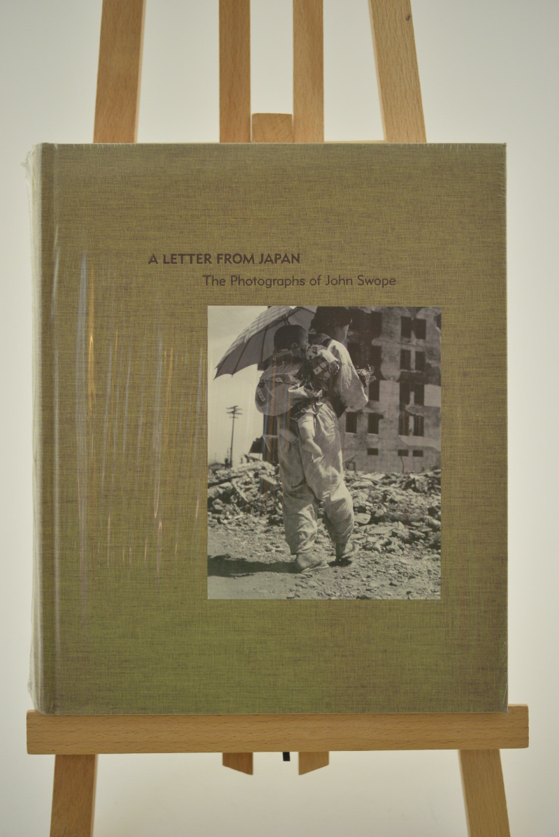 A Letter from Japan: The Photographs of John Swope  NEW in plastic!!!