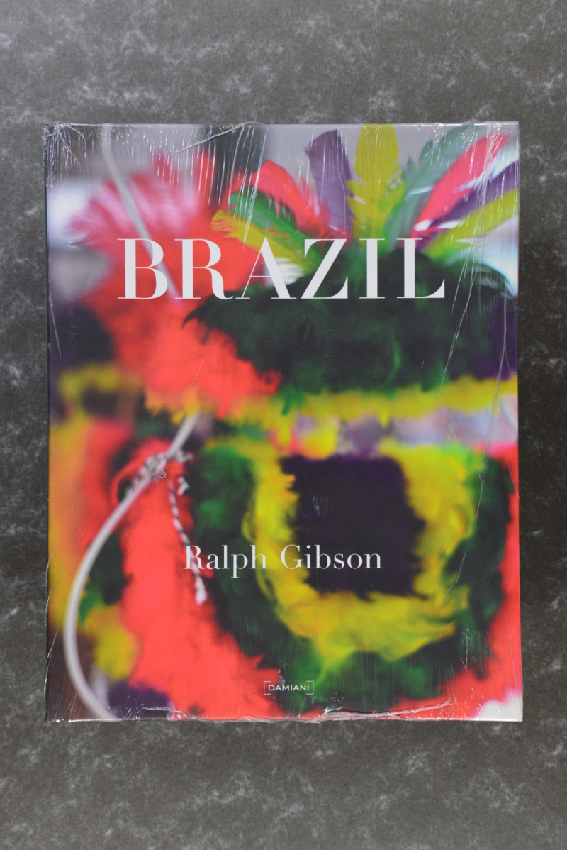 Gibson,  Ralph  -  Brazil  -  NEW in plastic