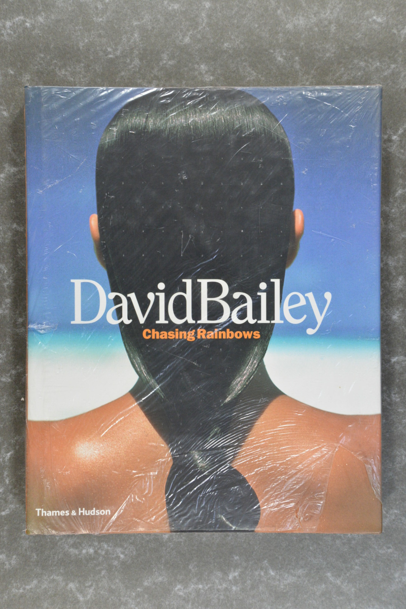 Bailey,  David  -  Chasing Rainbows    XL-book  new in plastic!