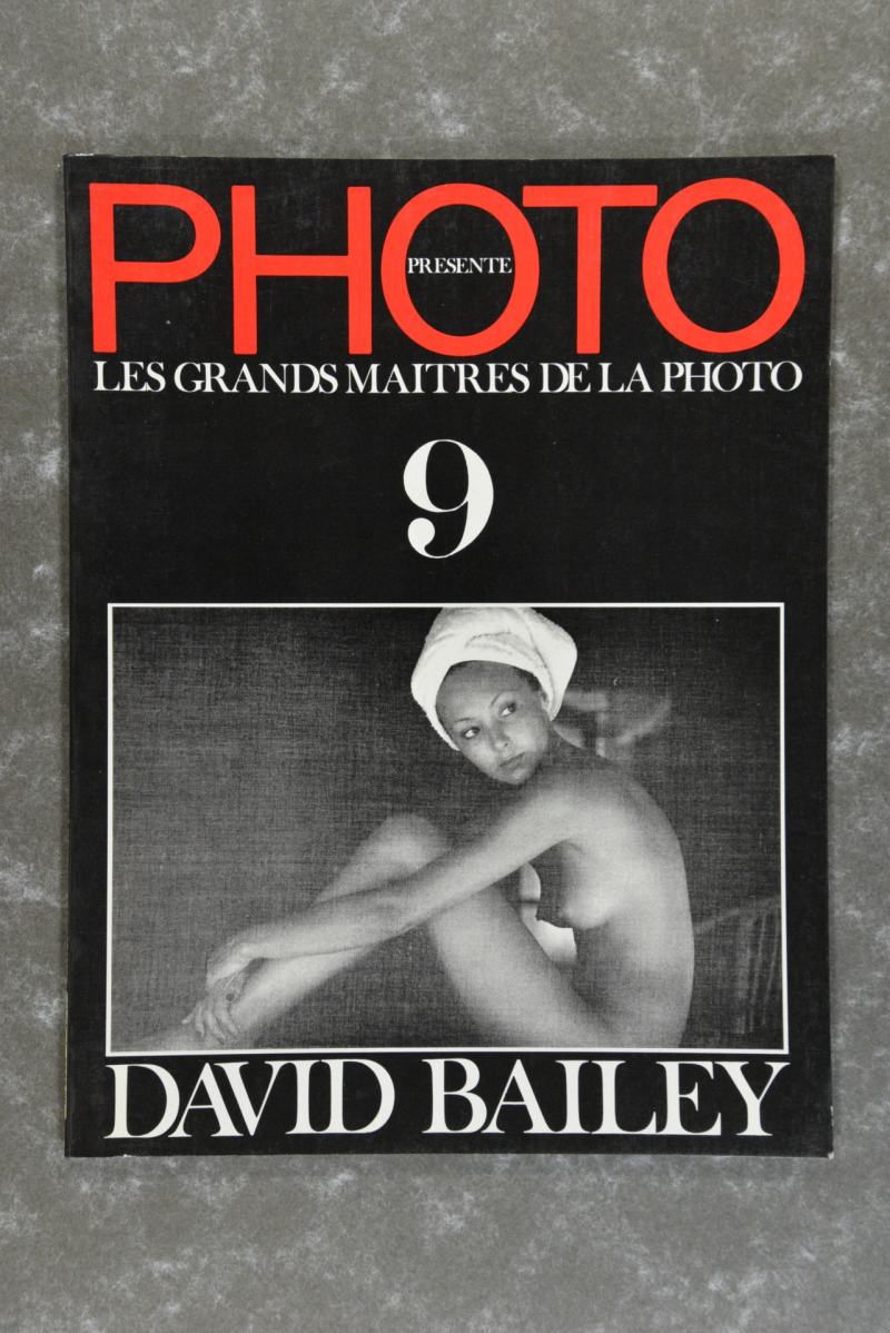 Bailey,  David   -  Photo Presente Les Grands Maitres De La Photo 9: David Bailey