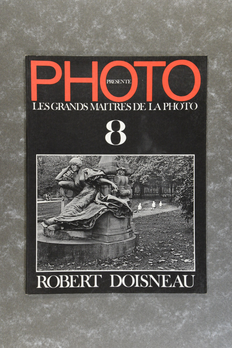 Doisneau, Robert  -  Photo Presente Les Grands Maitres De La Photo 8