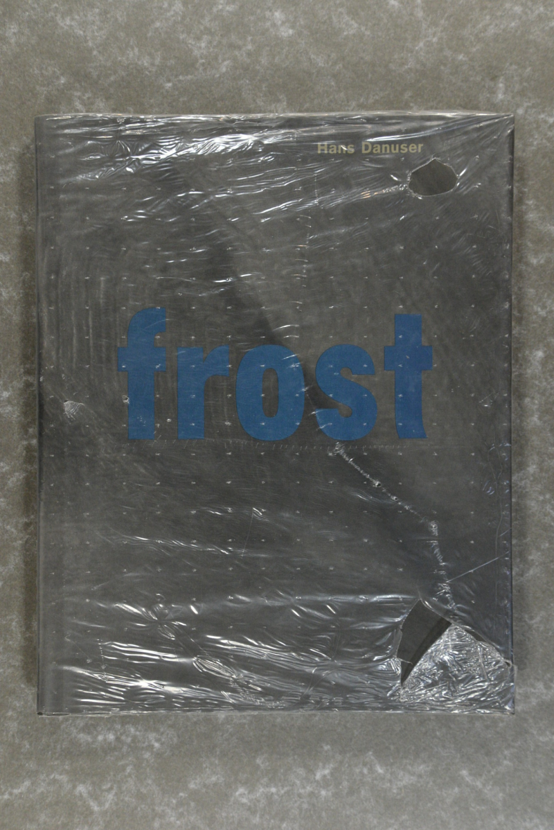 Danuser,  Hans  -  Frost         new in plastic!