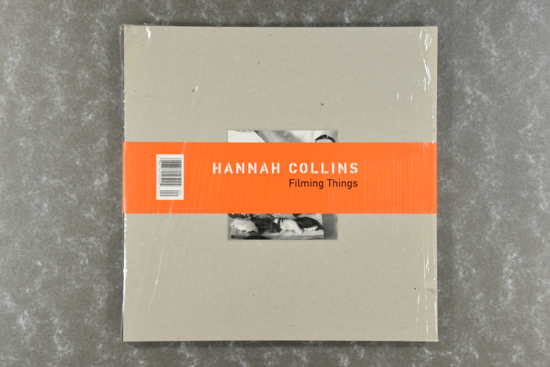 Collins,  Hannah  -  filming things      New in plastic!
