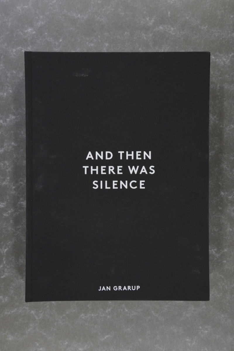 Grarup,  Jan  -   And Then There Was Silence  -  XXL BOOK!