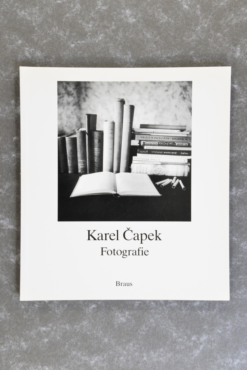 Čapek,  Karel  -  Photography of the Czech author Karel Čapek