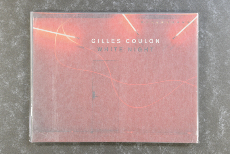 Coulon,  Gilles  -  White Light