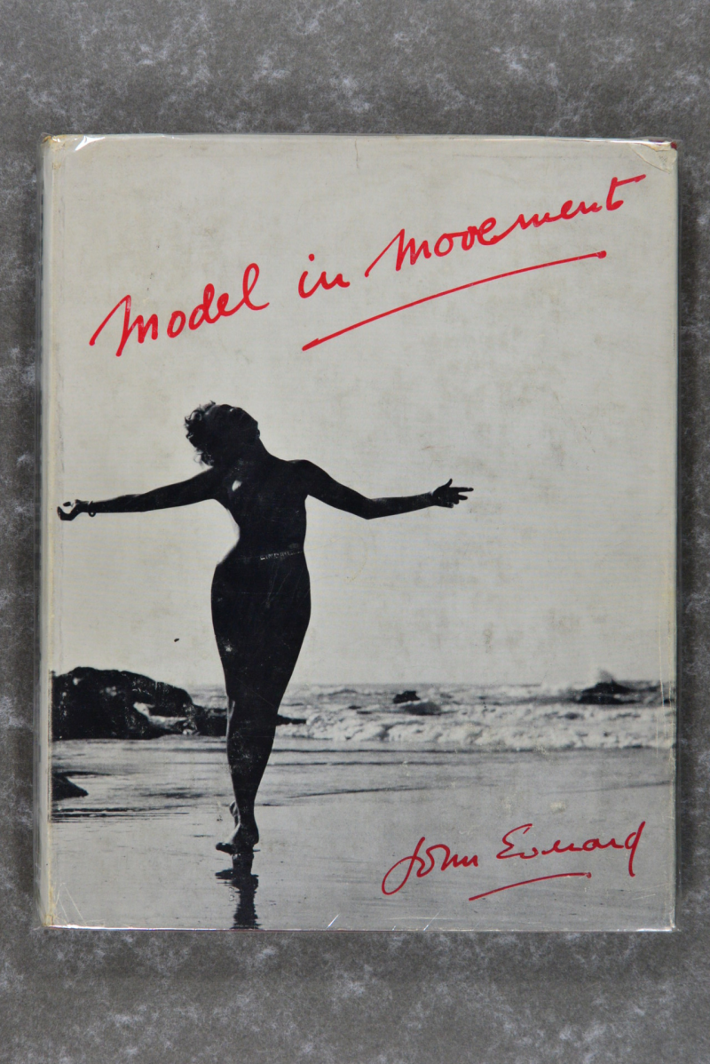Everard,  John  -  Model in movement - 1959 - second edition!