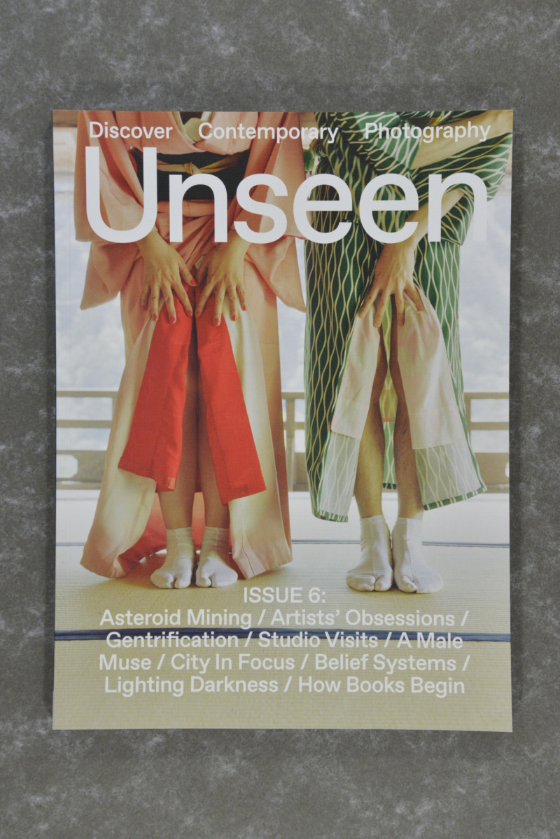 Unseen  Magazine  Issue  6