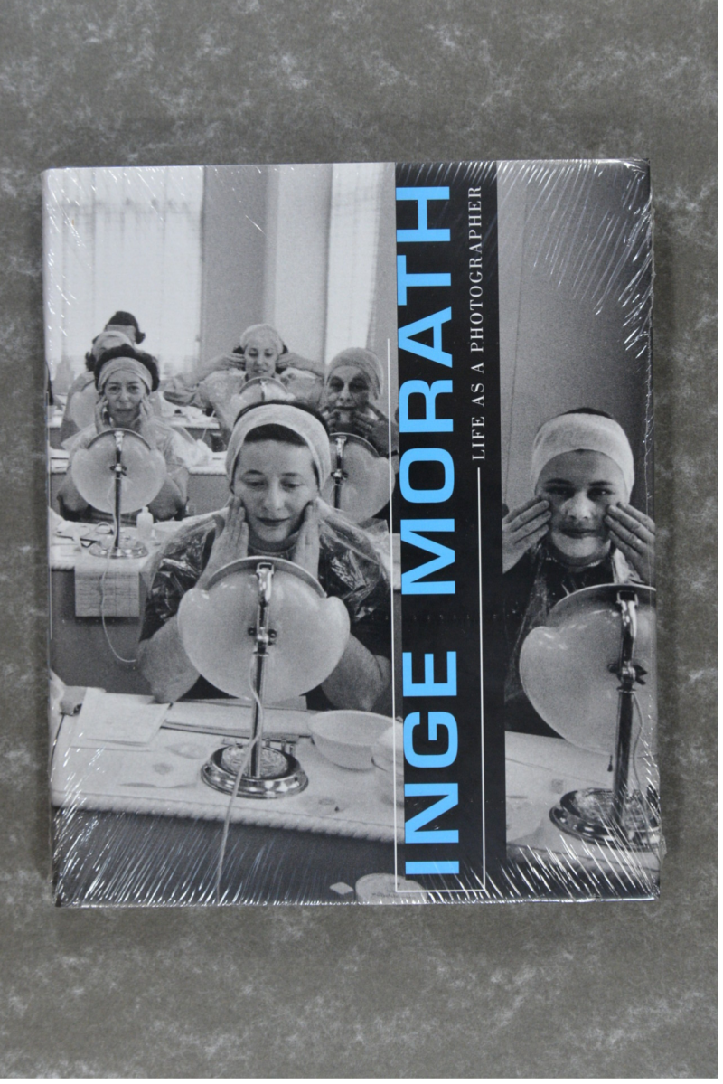 Morath , Inge - LIFE AS A PHOTOGRAPHER        New in plastic!