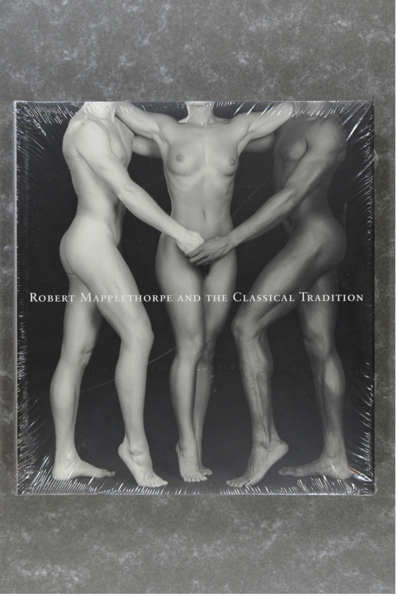 Mapplethorpe , Robert - AND THE CLASSICAL TRADITION     New in plastic!