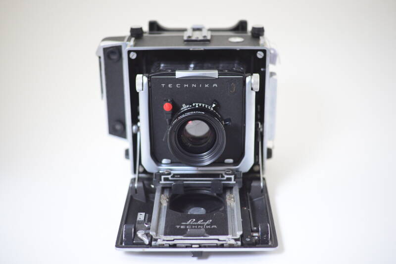 Linhof Technika V body 4x5 inch