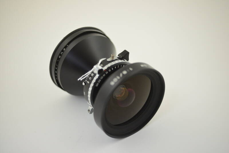 Fujinon SW  1:8/105mm Mint! for 4x5 inch --> 5x7 inch