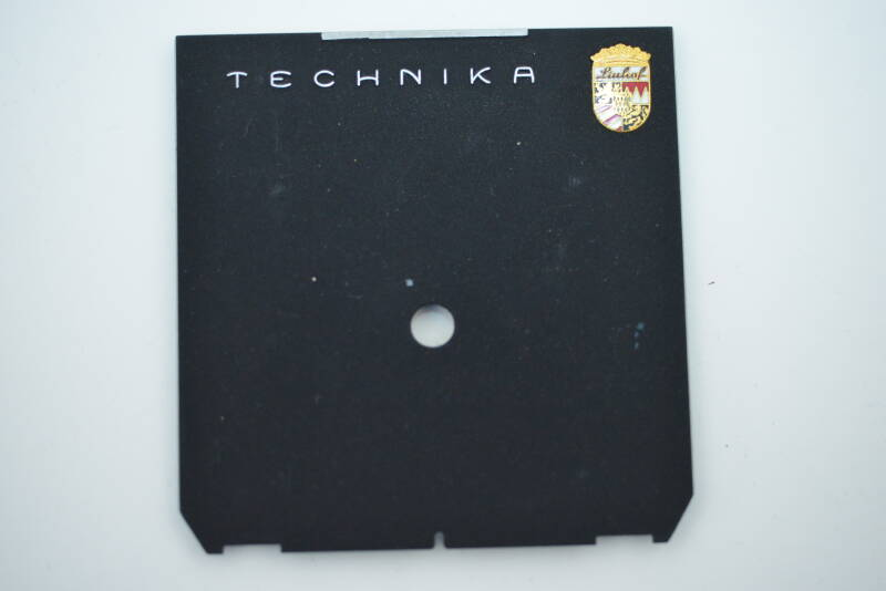LINHOF Technika 4x5 inch Lensboard Unused! new!
