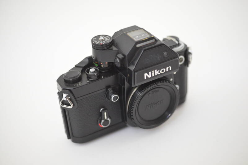 Nikon  -  Nikon F2 photomic body black nr.7533088