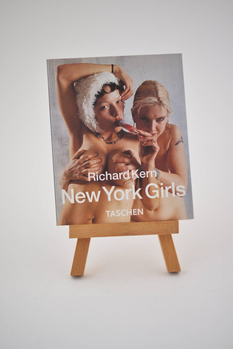 Kern Richard New York Girls rare Amuse edition