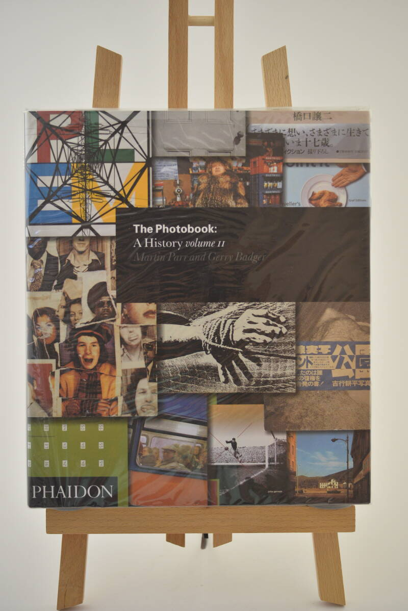 The Photobook: A History Volume II - Martin Parr and Gerry Badger - Phaidon