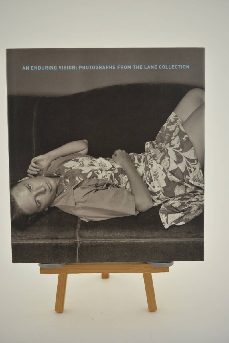 An enduring vision: photographs from the lane collection