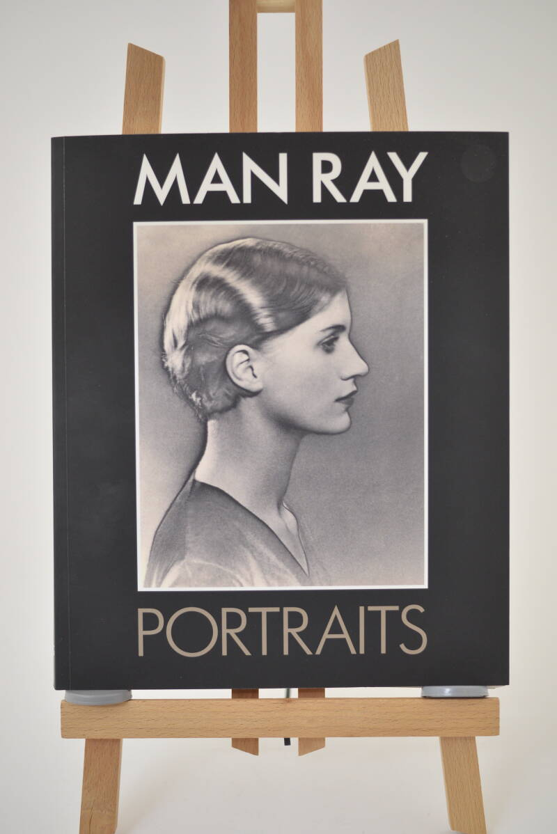 Ray,  Man  -  Portrait  -  Softcover
