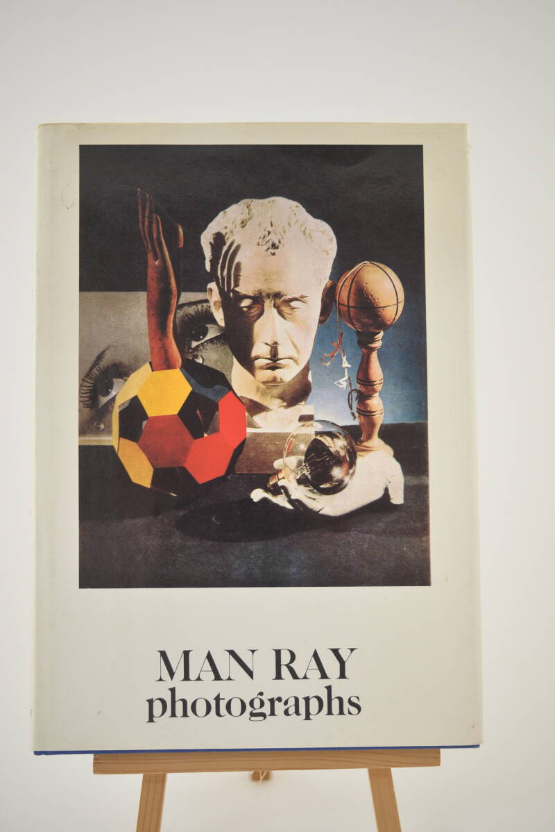 Ray,  Man  -  photographs  Hardcover