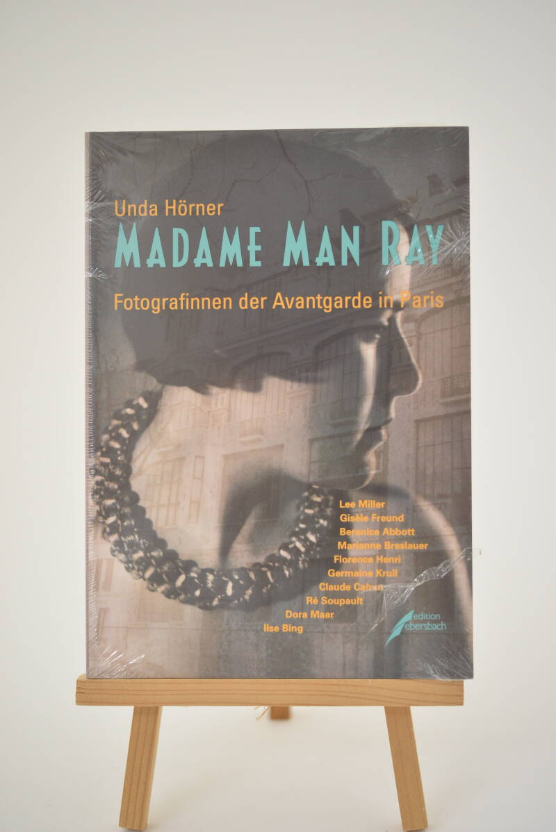 Ray,  Man  -  Madame Man Ray - NEW in plastic