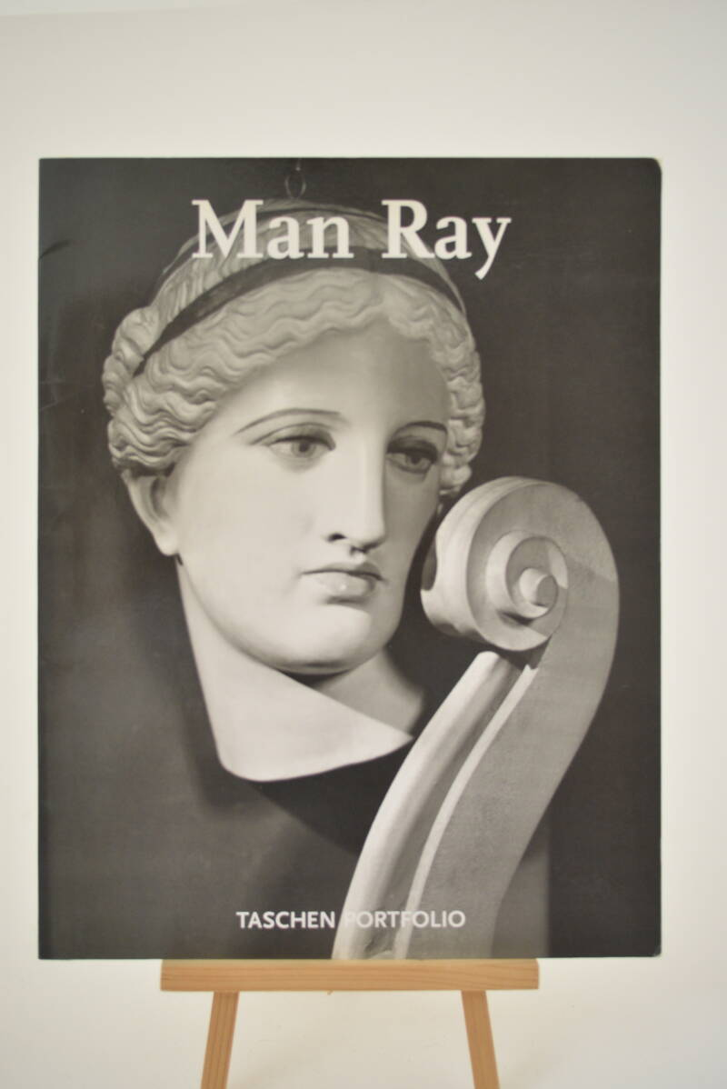 Ray,  Man  -  Portfolio  NEW in plastic
