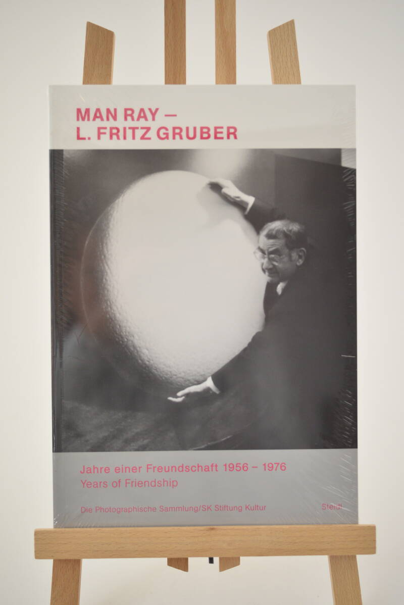 Ray,  Man  - Man Ray & L. Fritz Gruber: Years of a Friendship 1956 to 1976 - NEW in plastic