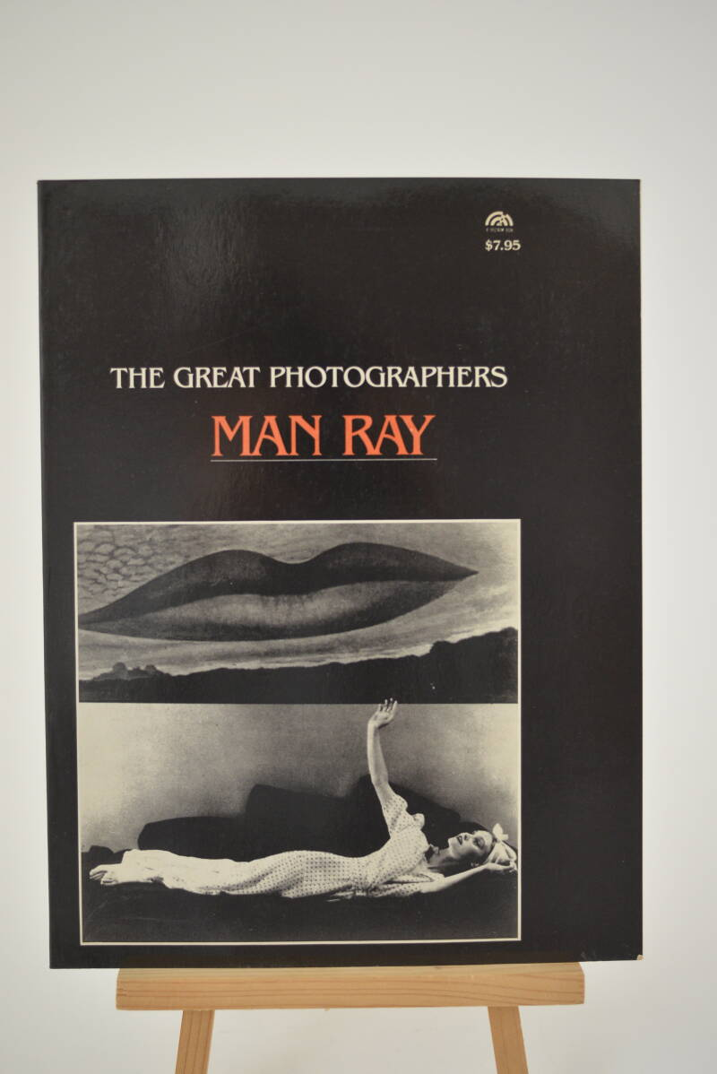 Ray,  Man  -  The great photographers