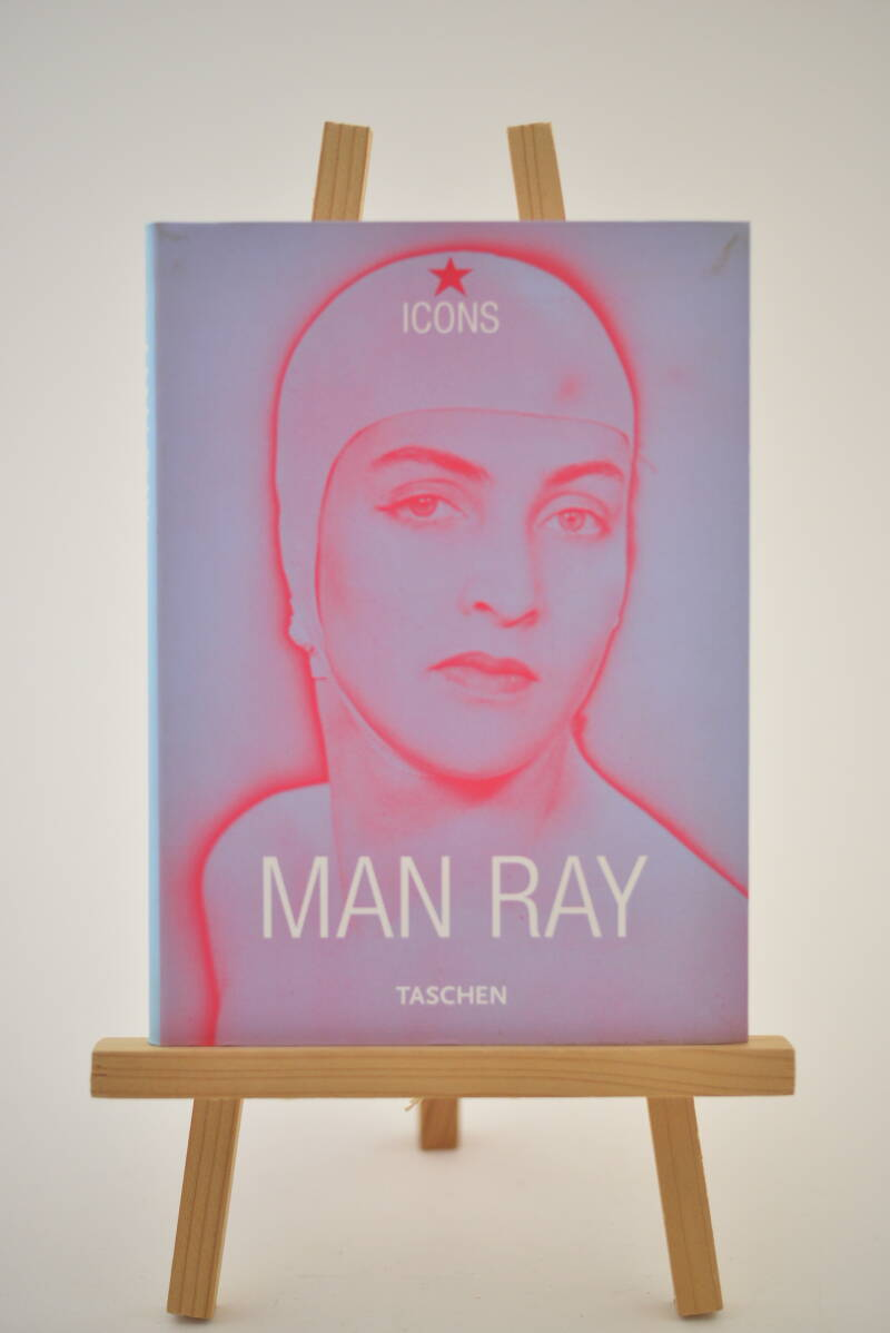 Ray,  Man  -  Taschen- Icons