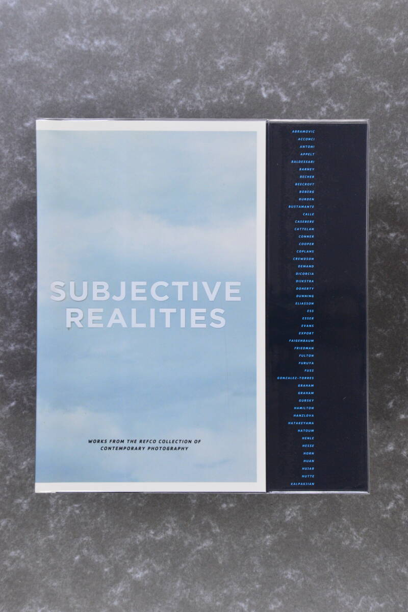 Subjective Realities - Works from the REFCO Collection of Contemporary Photography