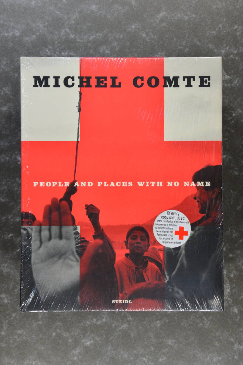 Comte, Michel  -  PEOPLE AND PLACES WITH NO NAME  -
