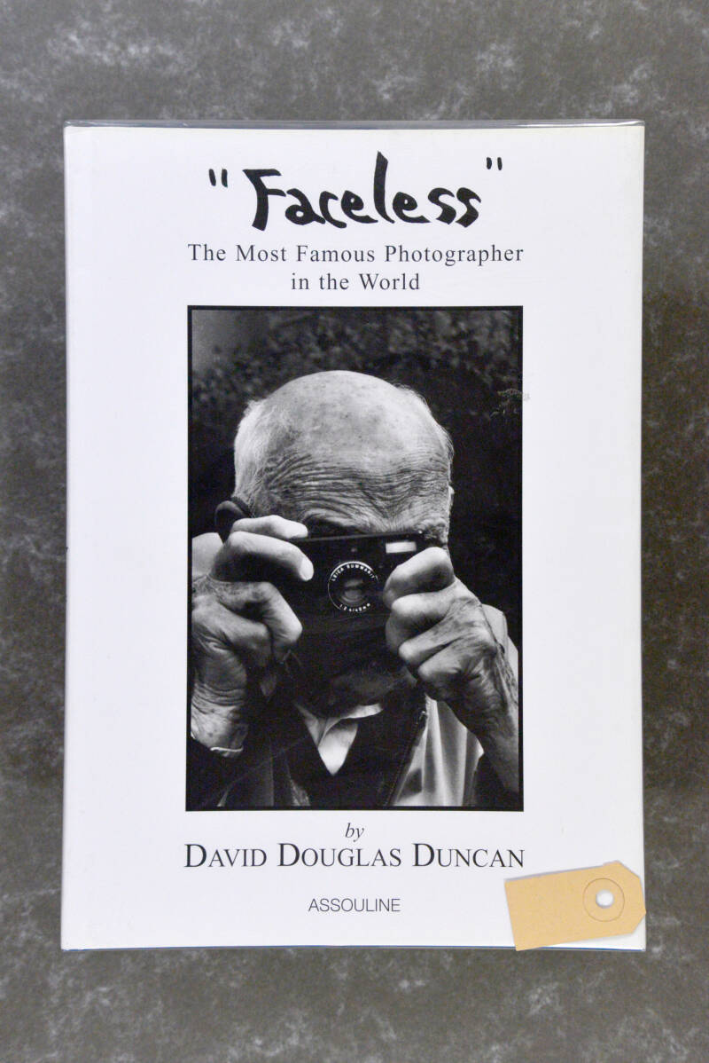 "Duncan, David Douglas  -  ""FACELESS"" -"