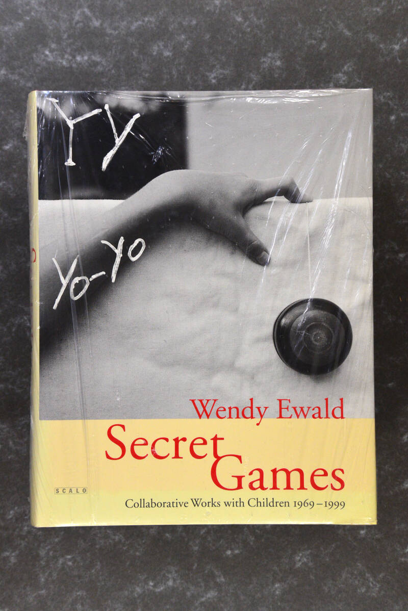 Ewald, Wendy  -  Secret Games  -SCALO