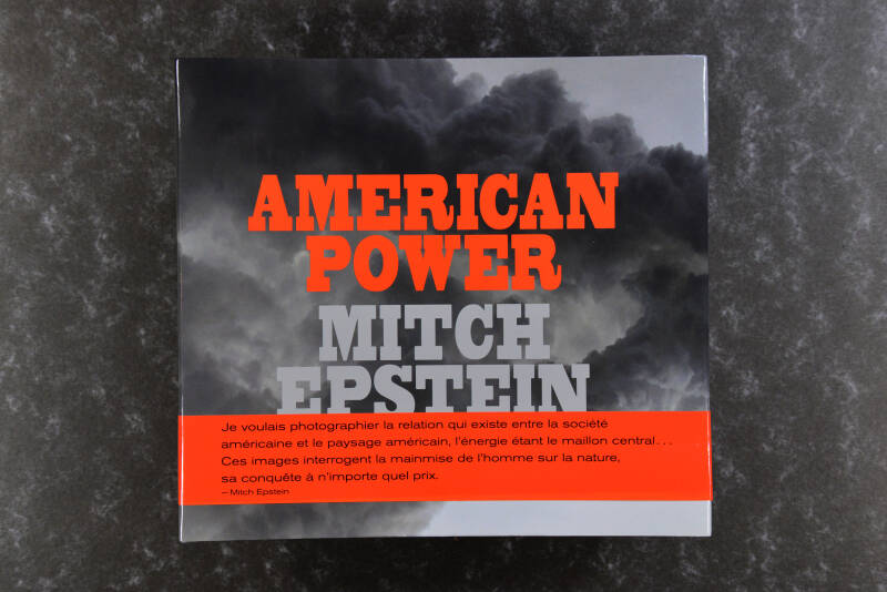 Epstein, Mitch  -  AMERICAN POWER  -  steidl