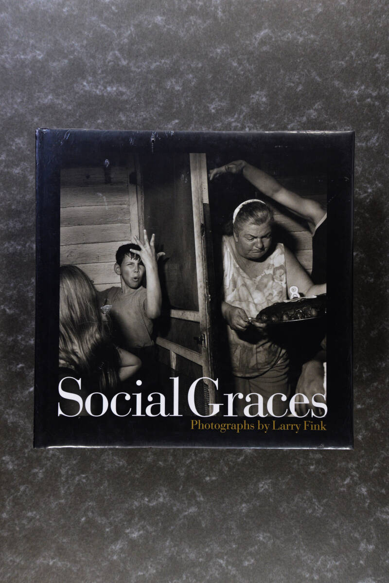 Fink, Larry  -  Social Graces -  powerHouse Books