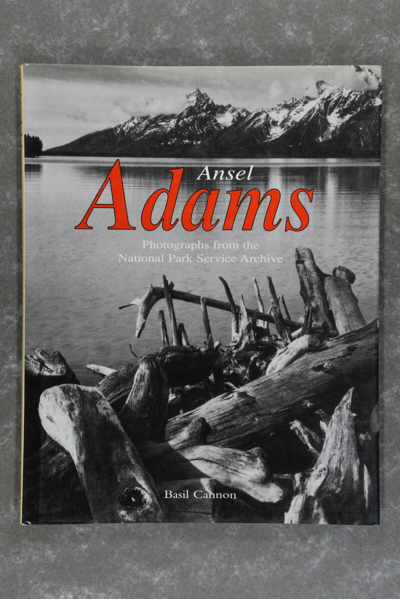 Adams,  Ansel  -  Photographs from the National Park Service Archive
