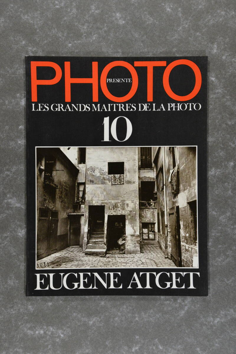 Atget,  Eugene  -  PHOTO presente les grands maitres de la photo 10