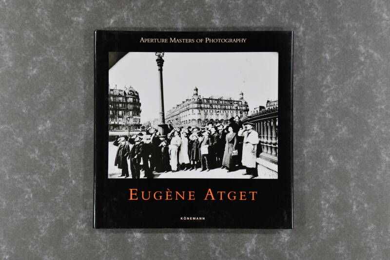 Atget,  Eugéne  -  Aperture Masters of Photography