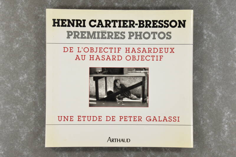 Cartier-Bresson,  Henri  -  Henri Cartier-Bresson    hard to find book