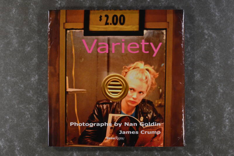 Goldin, Nan  -  Variety        (New in plastic!)