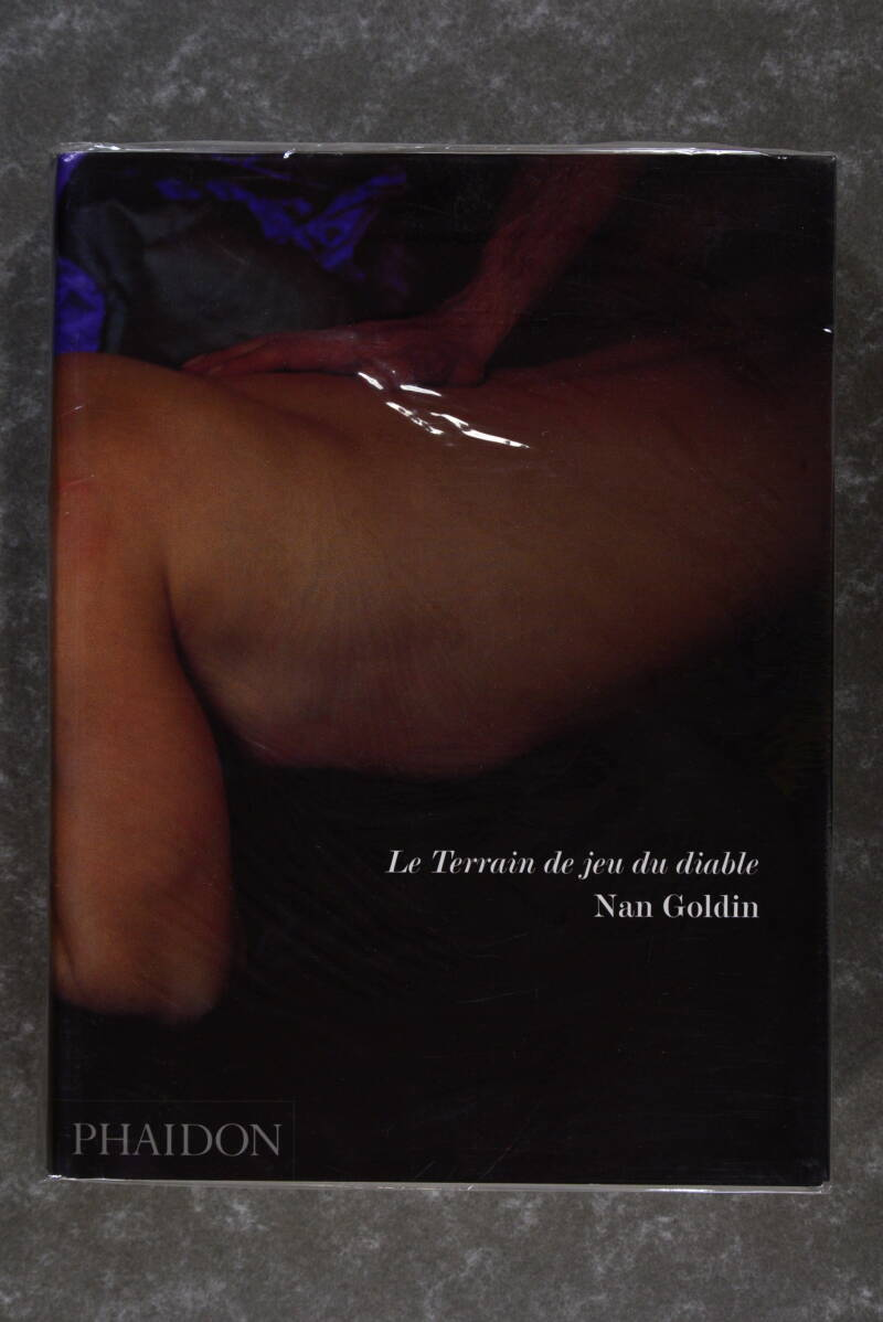 Goldin, Nan  -  Le Terrain de jeu du diable    (New in plastic!) (XXL-book)