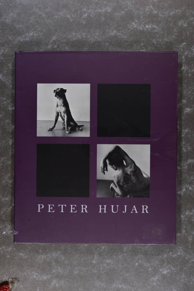 Hujar, Peter  -  animals and nudes (New in plastic!) (Rare!)