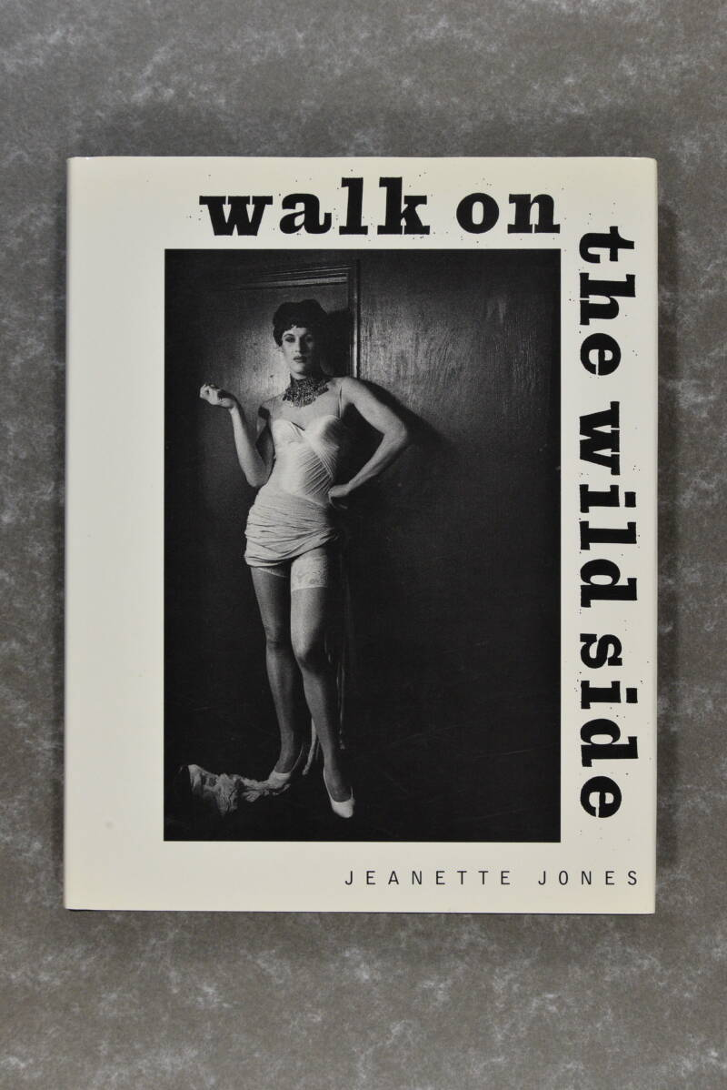 Jones, Jeanette  -  Walk on the Wild Side